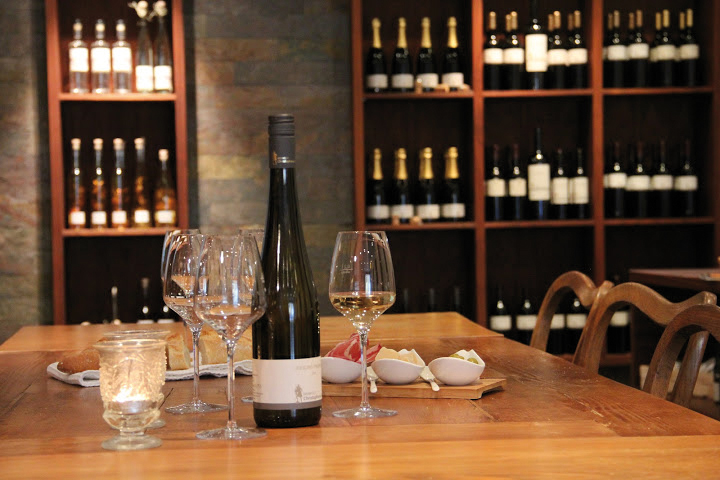 Weinliste anfordern